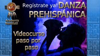 Video curso danza azteca prehispanica paso por paso